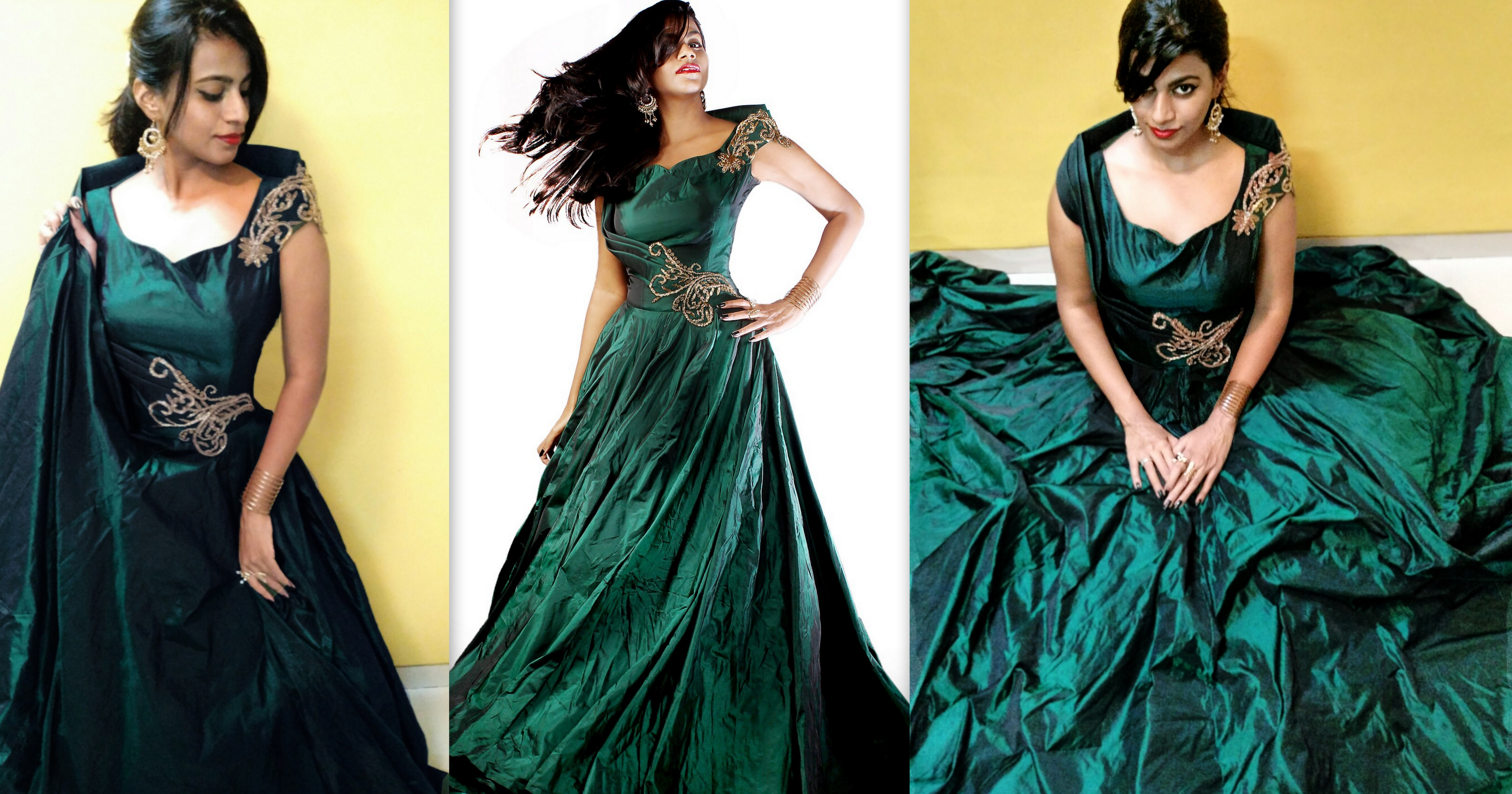 @namrata_thenrage's cover photo for 'Festive Vibe Look 1 Ft. Kalki Fashion! - The.N.rage'