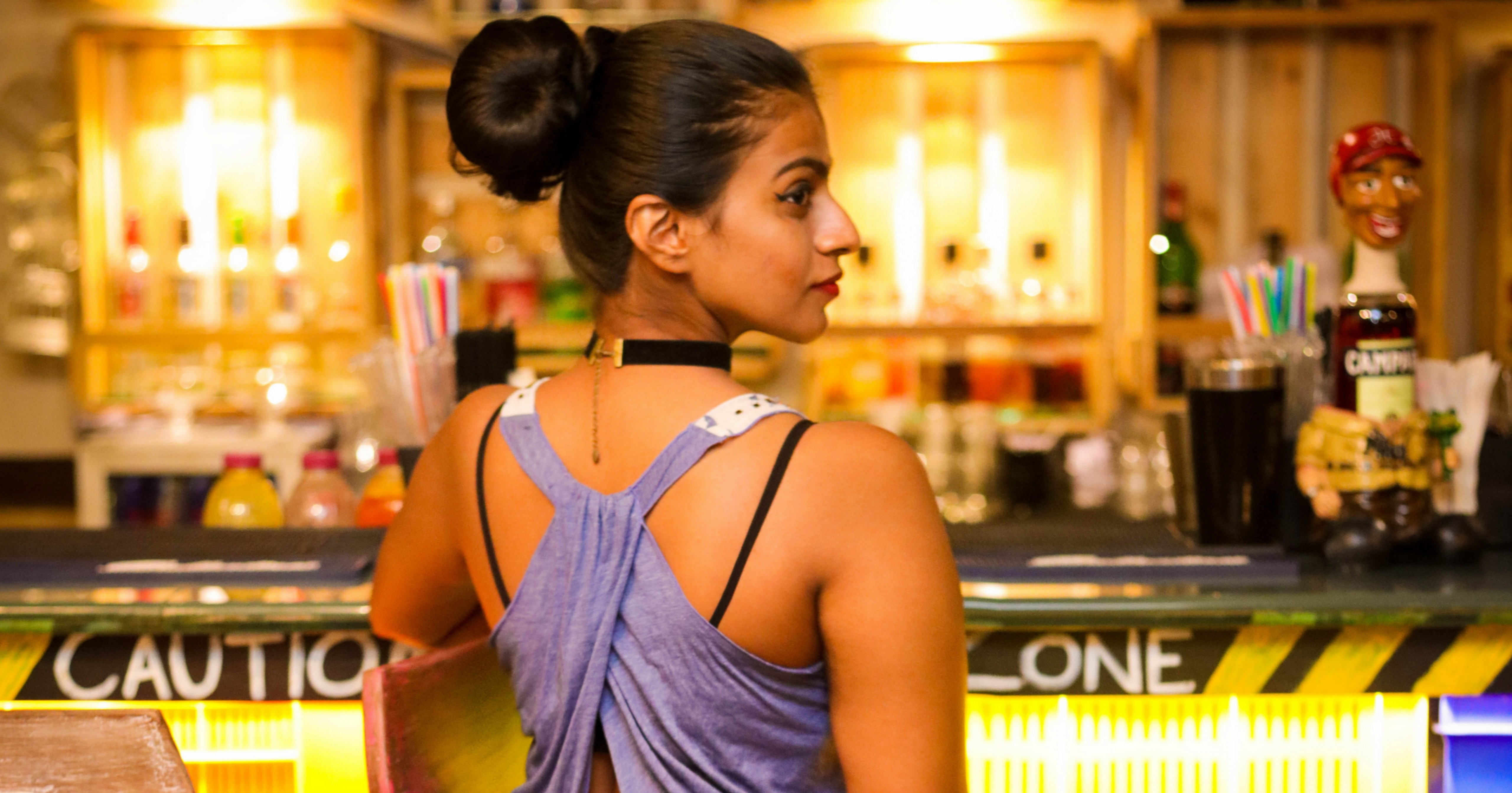@namrata_thenrage's cover photo for 'Bringing The Sexy Back - A lazy gal's guide to be party-ready! - The.N.rage'