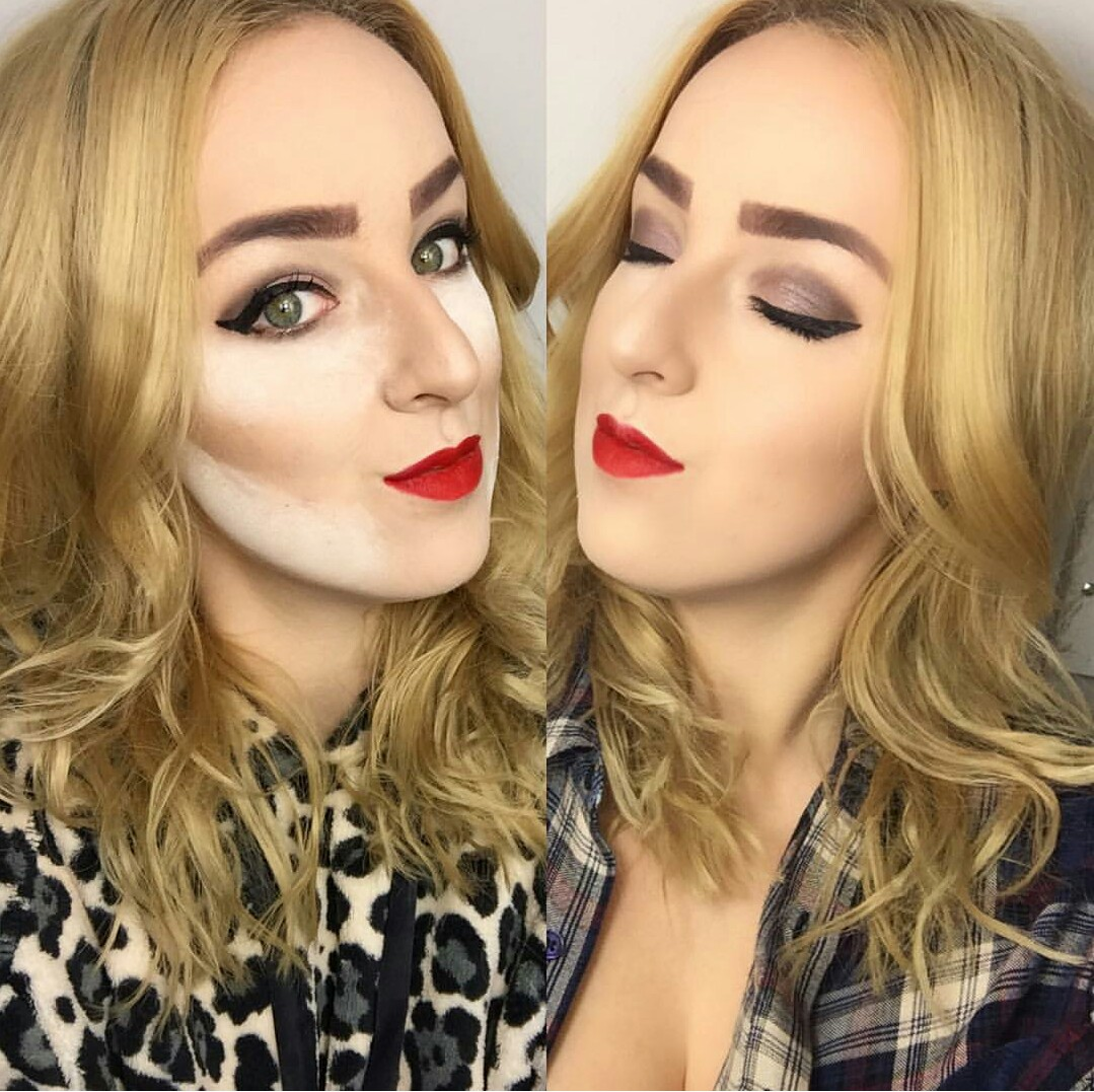 @leannemerrill91's cover photo for 'Rimmel London Lasting Finish 25hour Foundation Review'