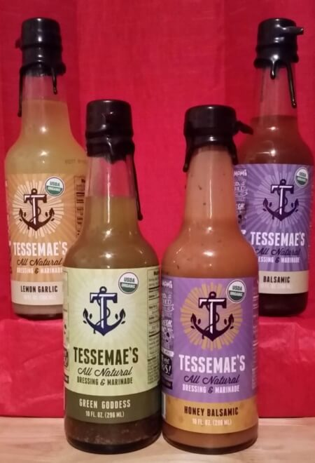 @staceyesmith2's cover photo for 'Tessemae's All-Natural Dressing & Marinade Review - A Girl Rocks Life'