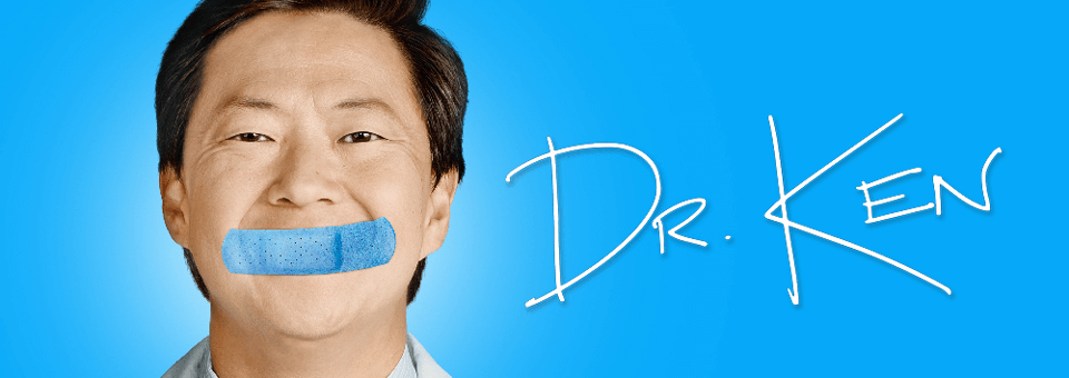 @staceyesmith2's cover photo for 'Interview with Ken Jeong, ABC's Dr. Ken - A Girl Rocks Life'