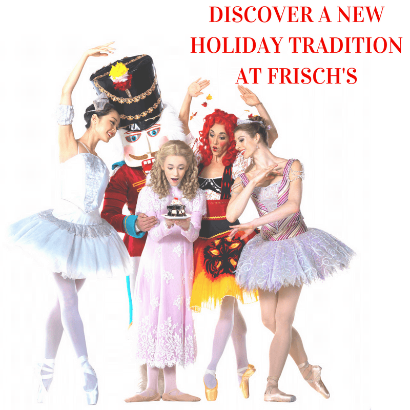 @staceyesmith2's cover photo for 'Discover a New Holiday Tradition @FrischsBigBoy #Tutugood'