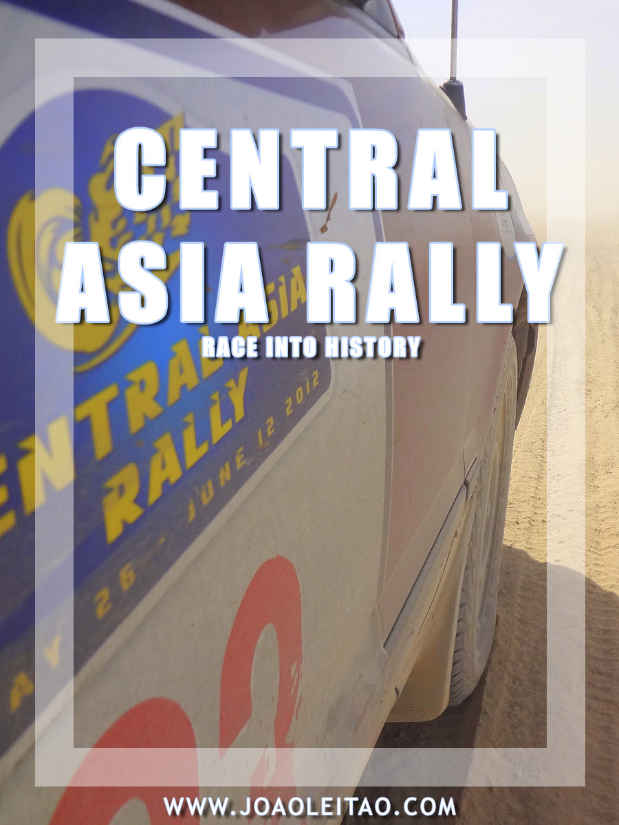 @joaoleitaoviagens's cover photo for 'Central Asia Rally - 6500 km / 4000 mi Road Trip Adventure'
