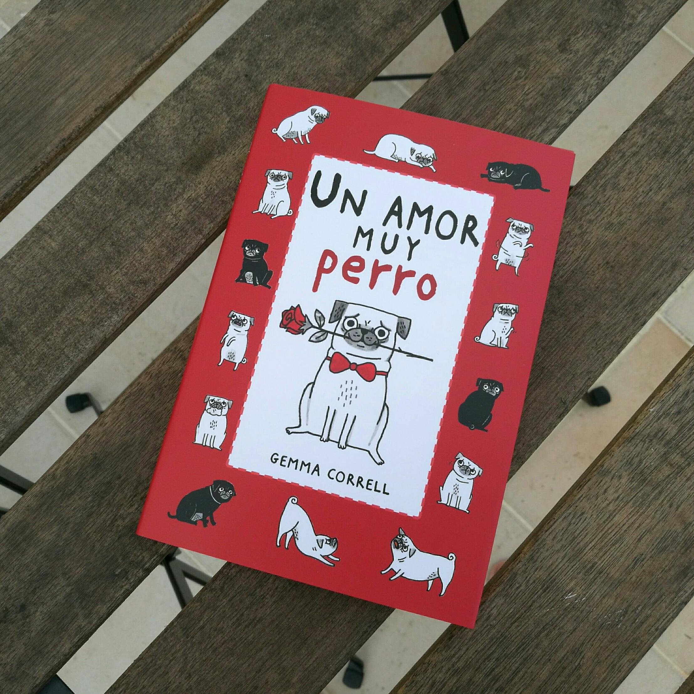 """@blogdeuma's cover photo for '""""Un amor muy perro"""", un cómic dedicado al mundo amoroso del perro - El blog de Uma'"""