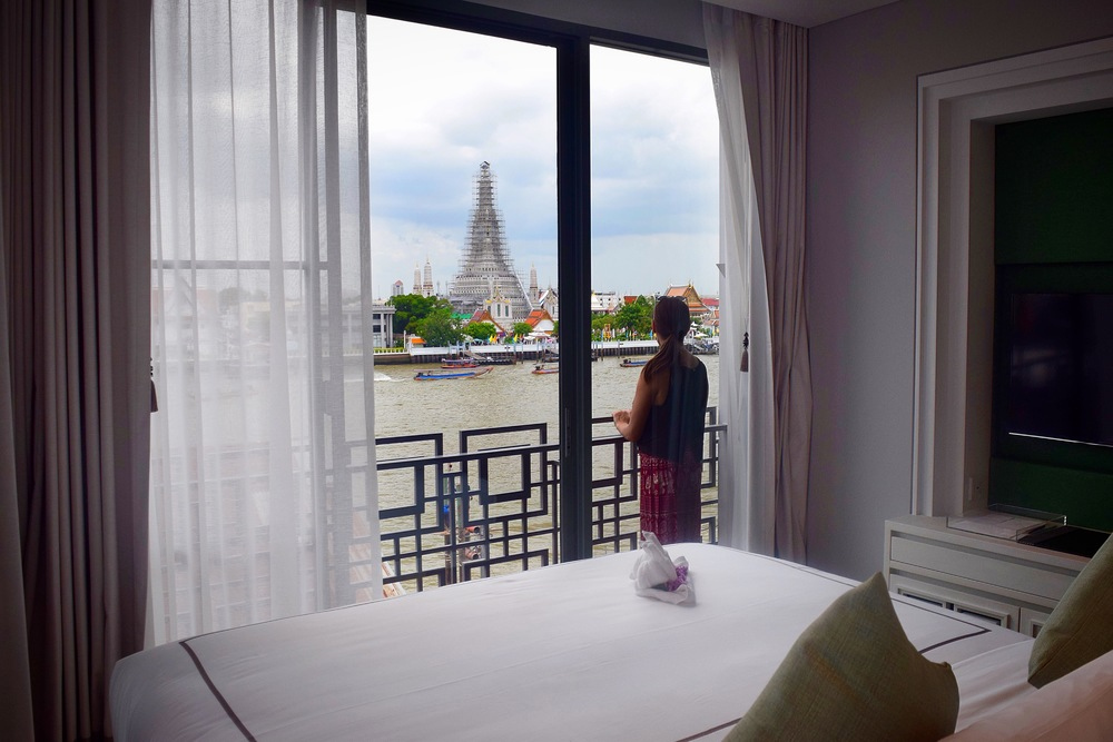 @travel_wheretonext's cover photo for 'Riva Arun Bangkok - Hotel Review'