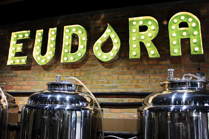 @thesoulofseoulblog's cover photo for 'Brewing Beer & Drinking It Up at Eudora Brewery'