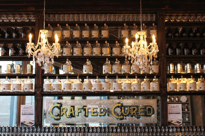 @thesoulofseoulblog's cover photo for 'Crafted & Cured: The Perfect Boozy Pairings'