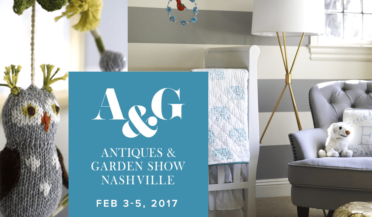 @kathysandler's cover photo for 'Nate Berkus:: 2017 Antiques and Garden Show of Nashville'