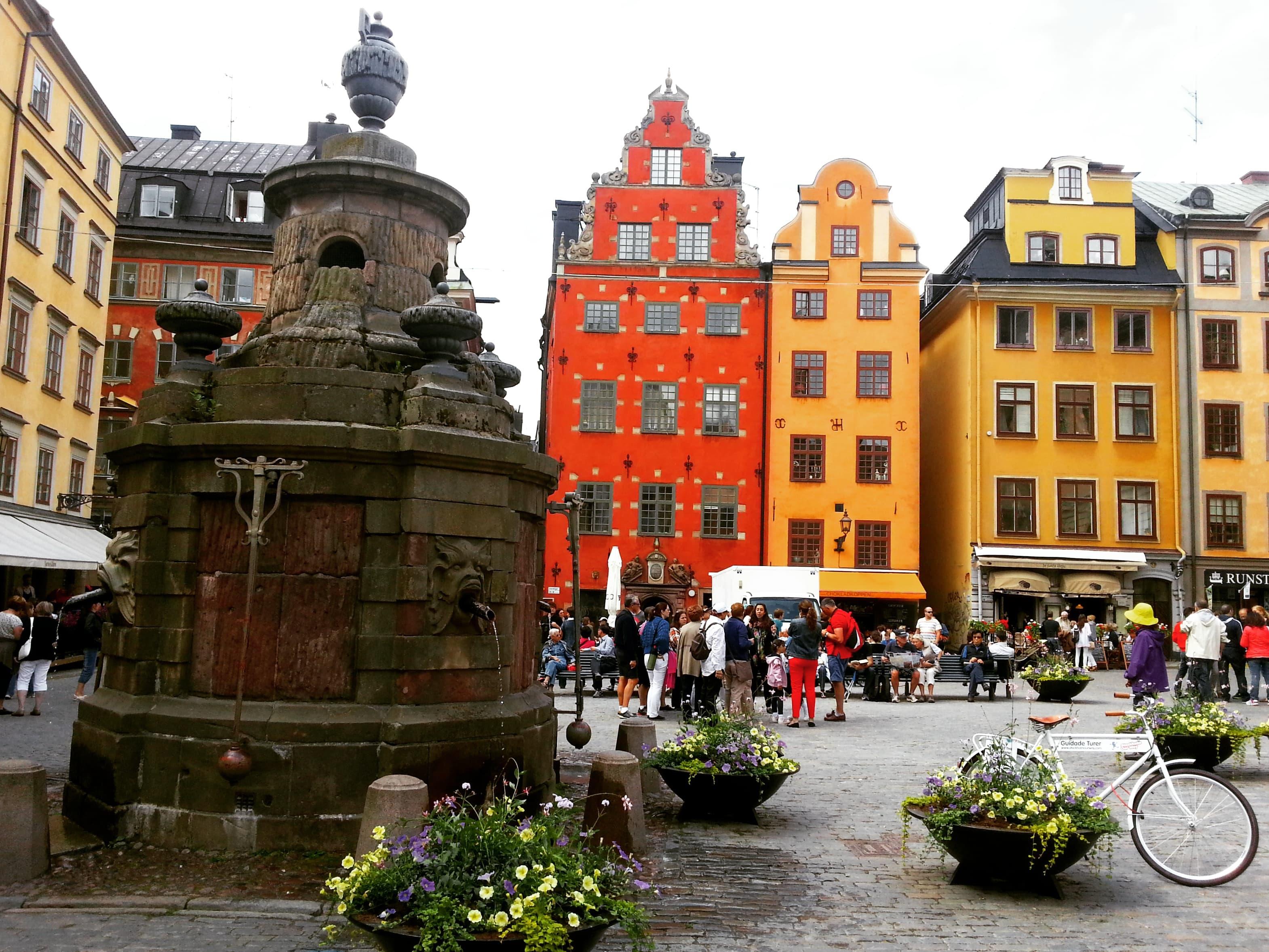 @gezibo's cover photo for 'Stockholm Hakkında İlginç Bilgiler!'