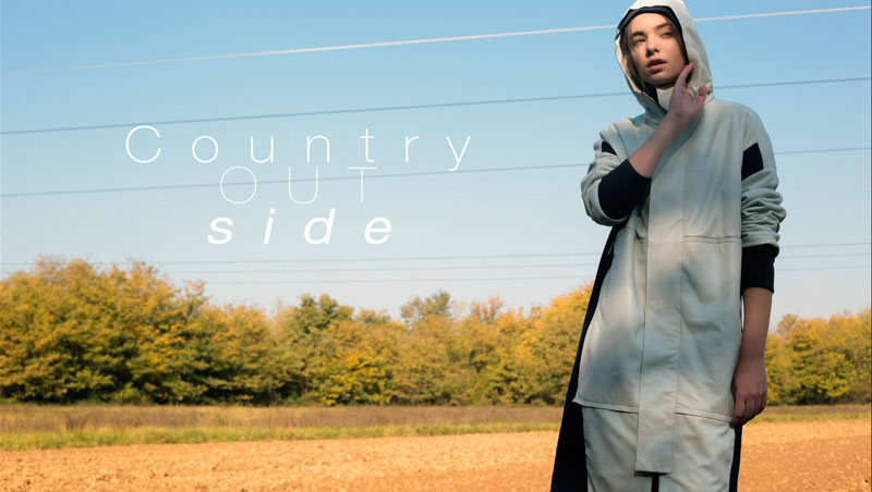 @erikaswan's cover photo for 'Editorial: Country outside'
