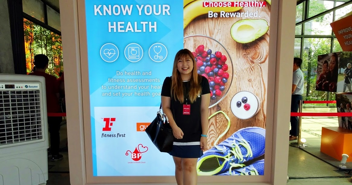 @jessytheklchic's cover photo for 'The Only Program In Malaysia That Will Reward You For Taking Care of Your Health!'