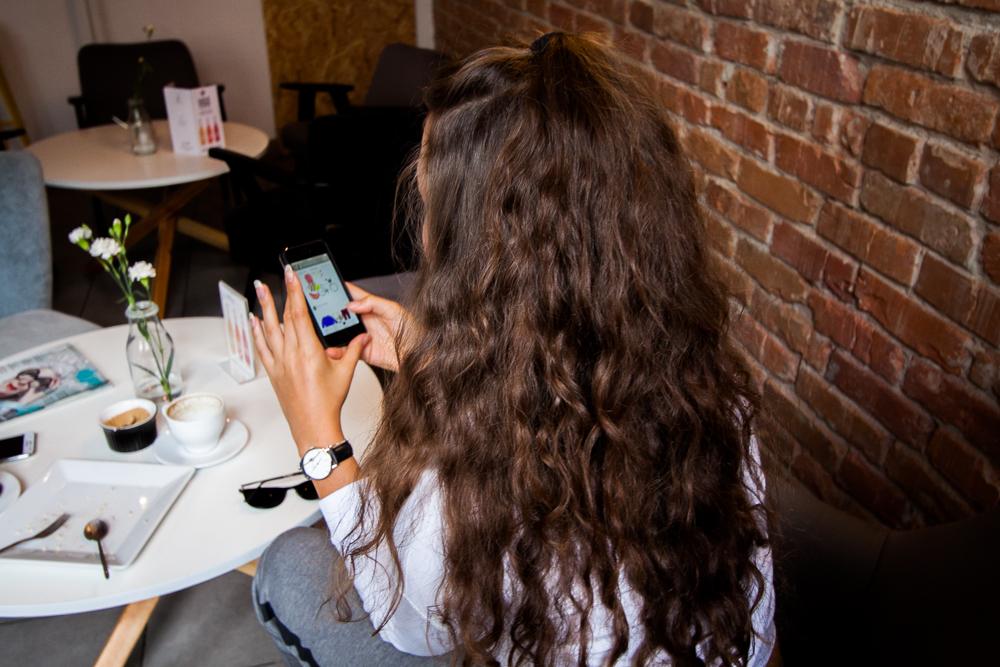 @kolorowa_dusza's cover photo for 'Jak ułatwić sobie zakupy? Aplikacja mobilna Domodi'
