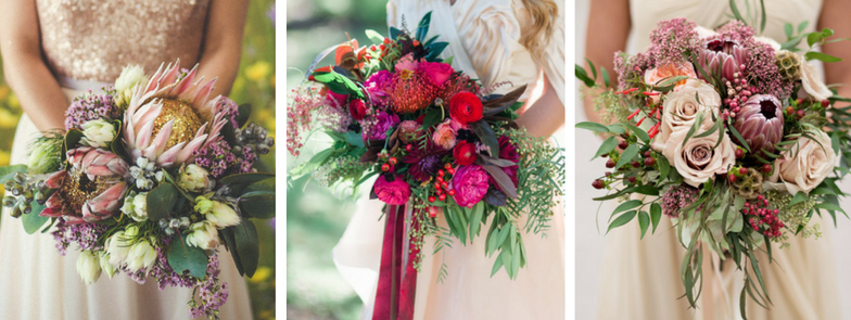 @thenewportbride's cover photo for 'The 3 Fall Bouquets of Your Dreams'