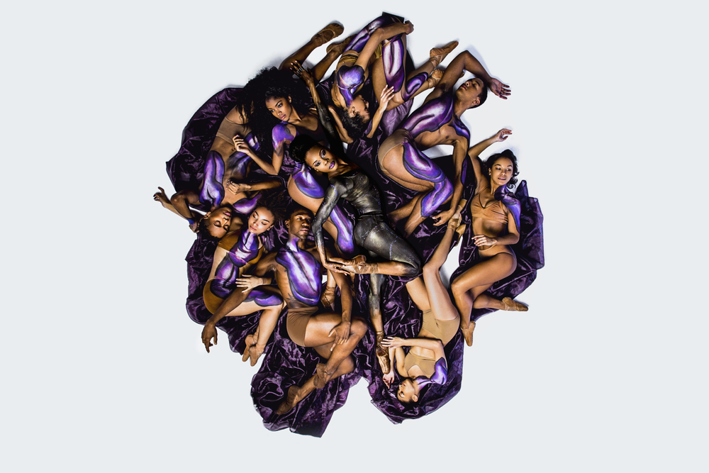 @browngirlsdoballet's cover photo for 'The Black Iris Project'