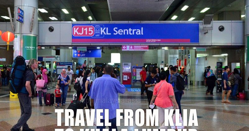 @malaysiaasia's cover photo for 'Travel from KLIA Airport to Kuala Lumpur'