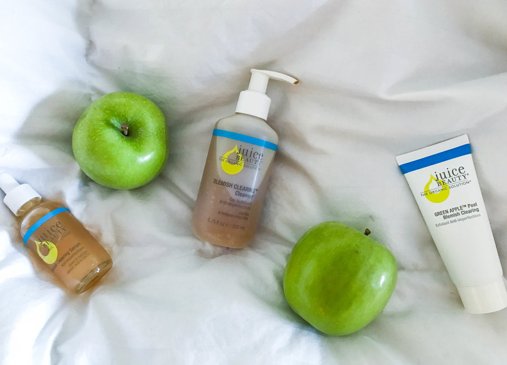 @approachingpaleo's cover photo for 'natural blemish-clearing products: Juice Beauty review'