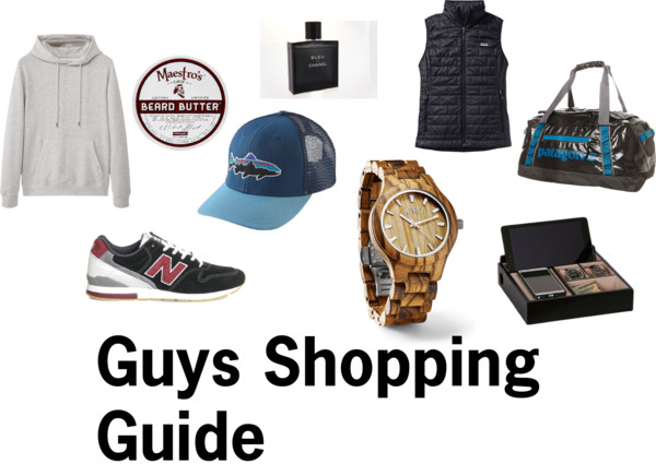 @kristineashleystyle's cover photo for 'Men's Holiday Gift Guide'