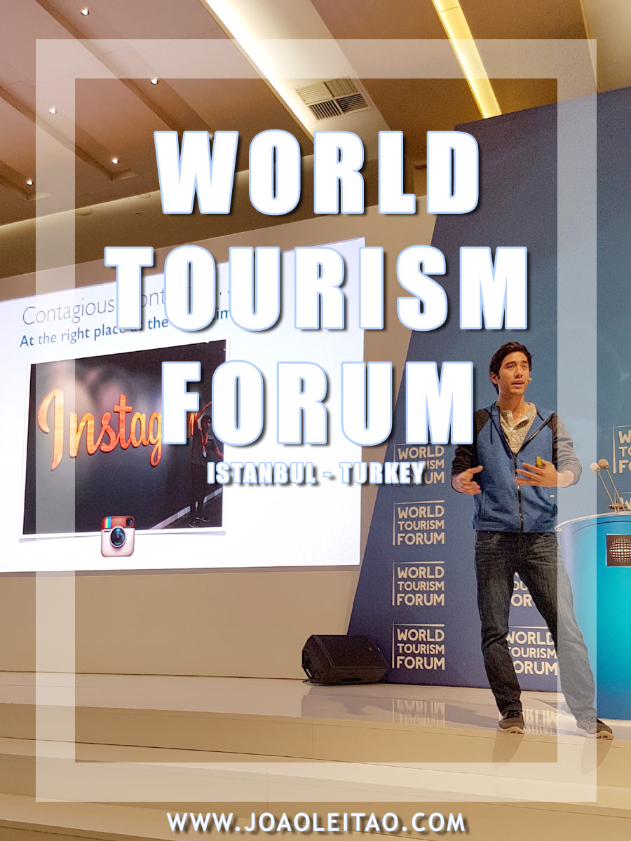 @joaoleitaoviagens's cover photo for 'Travel Blogger participation at the World Tourism Forum in Istanbul'