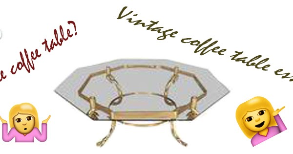 @barborakami's cover photo for 'Vintage coffee table essentials'