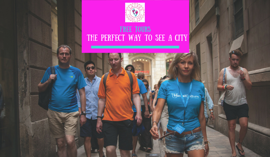@clairesitchyfeet's cover photo for 'Free Tours: The Perfect Way to See a City'