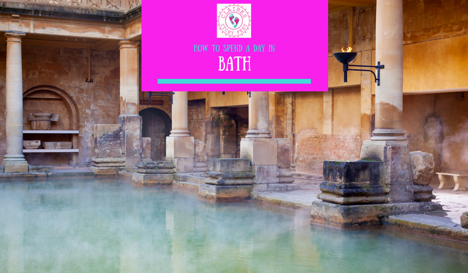 @clairesitchyfeet's cover photo for 'How to spend a day in Bath'