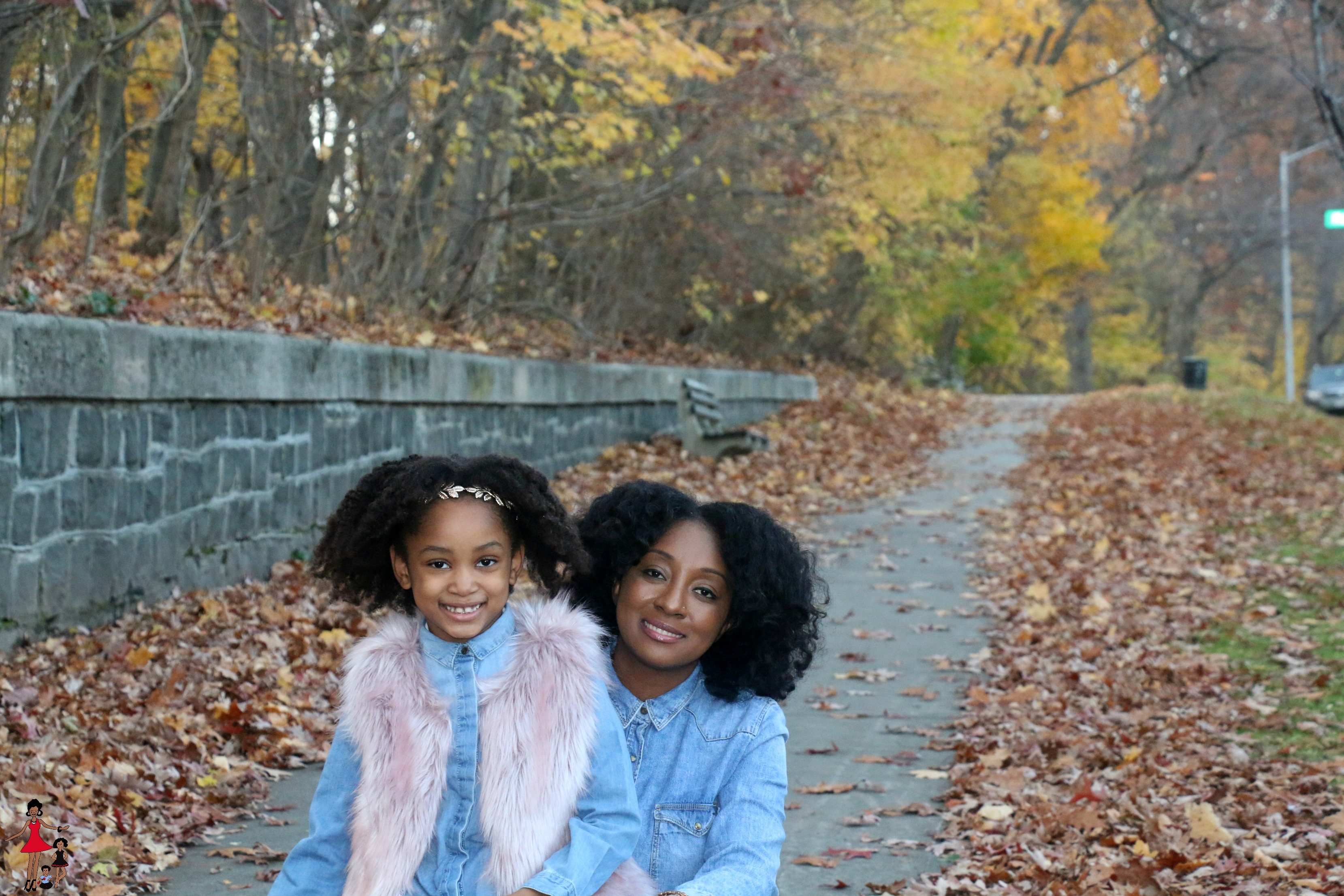 @rattlesandheels's cover photo for 'A Message To My Daughter: Love Your Hair - Rattles & Heels'