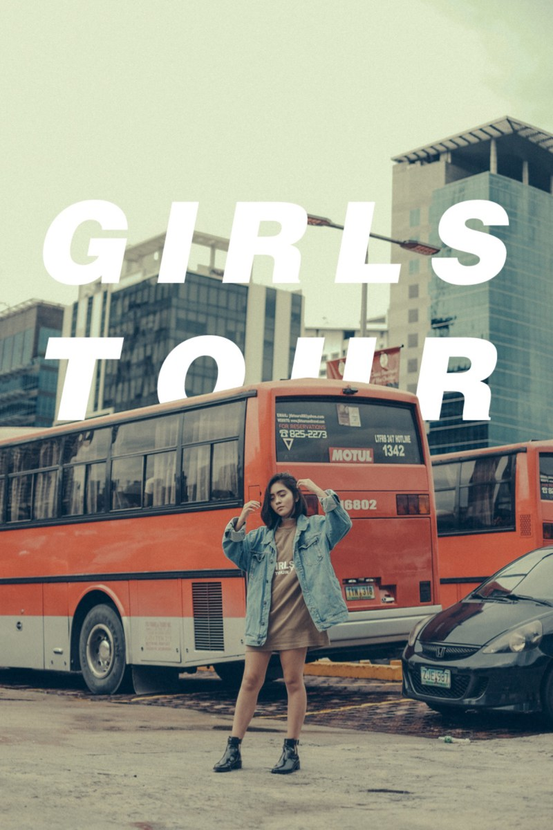 @idaandu's cover photo for 'Girls Tour'