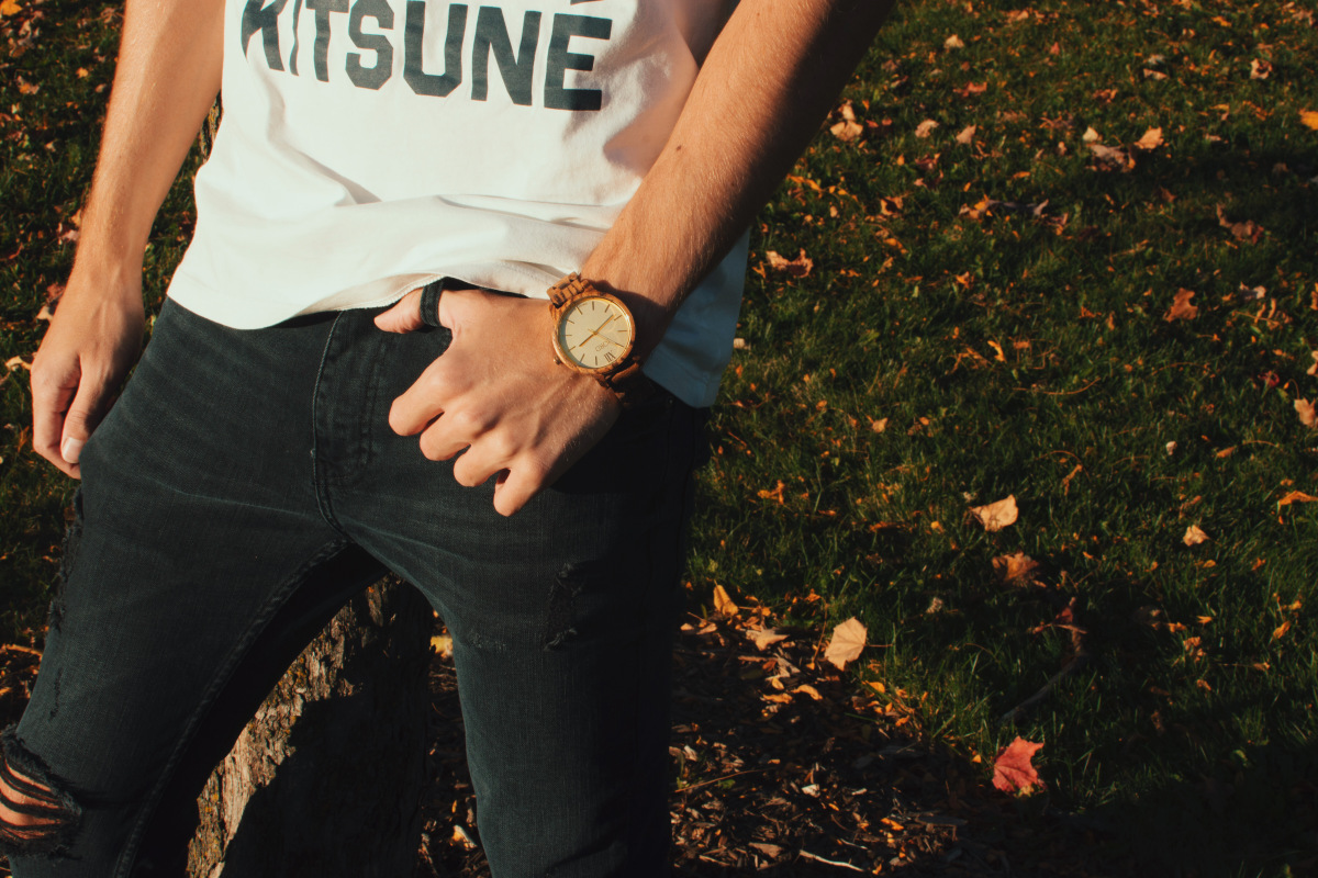 @spokenforstyle's cover photo for 'JORD Wood Watches'