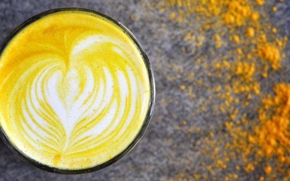 @georgiaspencer's cover photo for 'Magic Golden Milk (Turmeric Latte)'