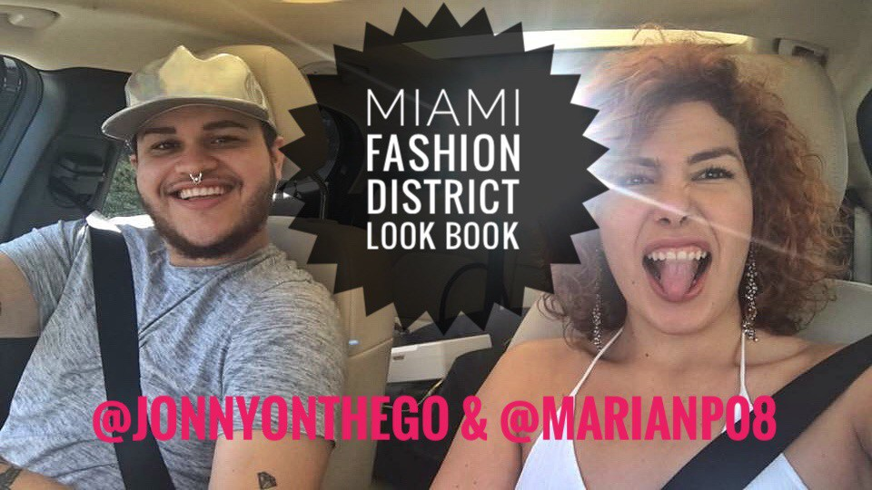 @jonnyonthego's cover photo for 'Miami Fashion District LookBook 1-2017'