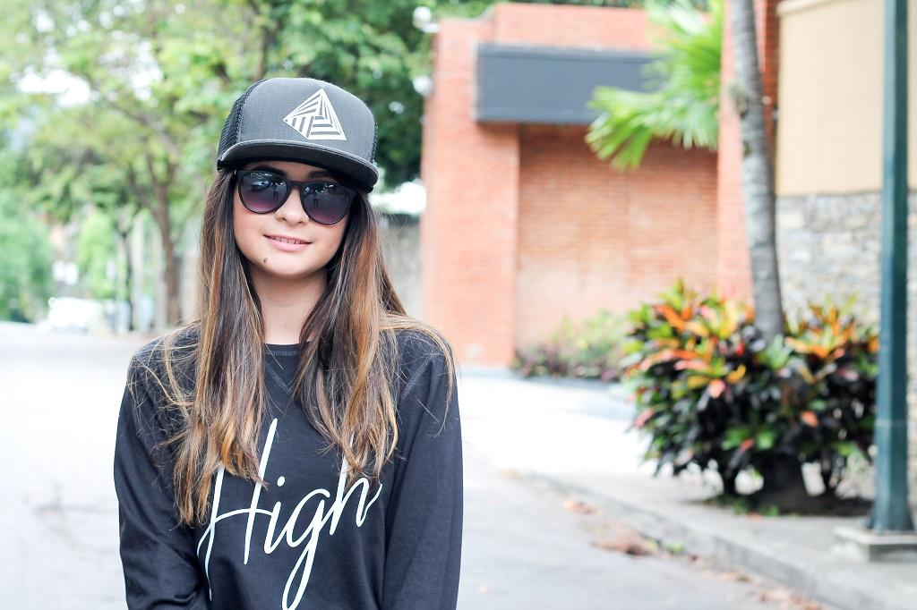 @michelleuz's cover photo for 'So high with highness! - nueva marca desde La Guaira'
