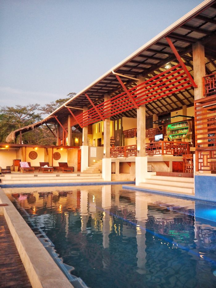 @taylor_fuller's cover photo for 'Checking Into Hulakai Hotel in Playa Maderas, Nicaragua'