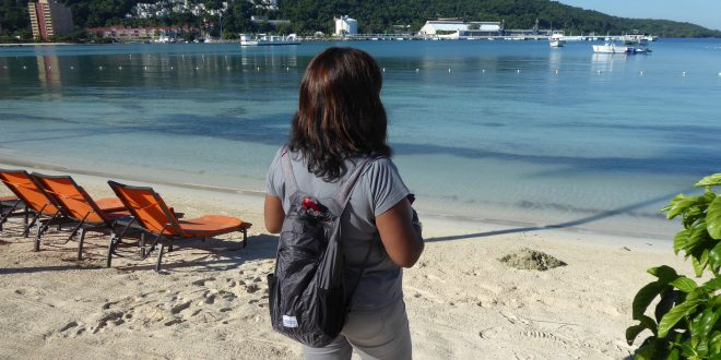 @annitanfriends's cover photo for 'Matador Travel Gear - Daylite 16 Backpack & Pocket Blanket | Travel Bags With Annita'