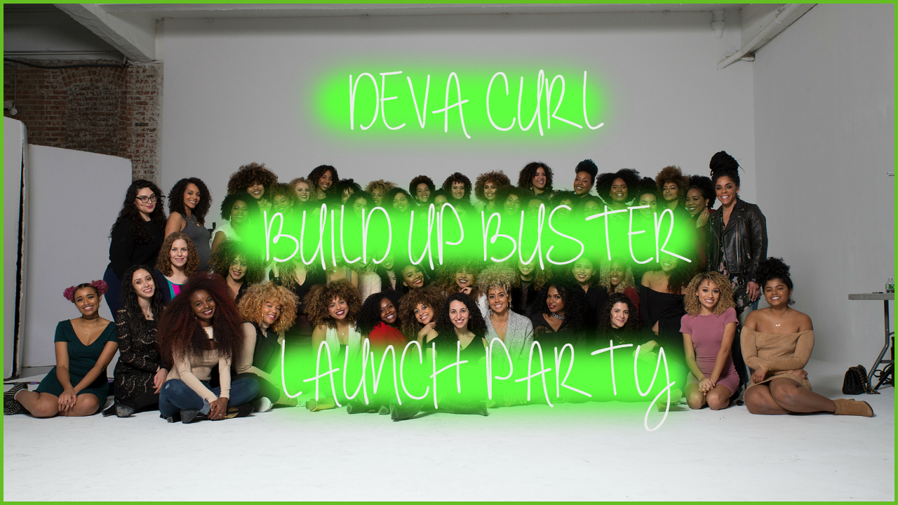@totaldivarea's cover photo for 'Deva Curl Buildup Buster Launch Event {+Giveaway}'