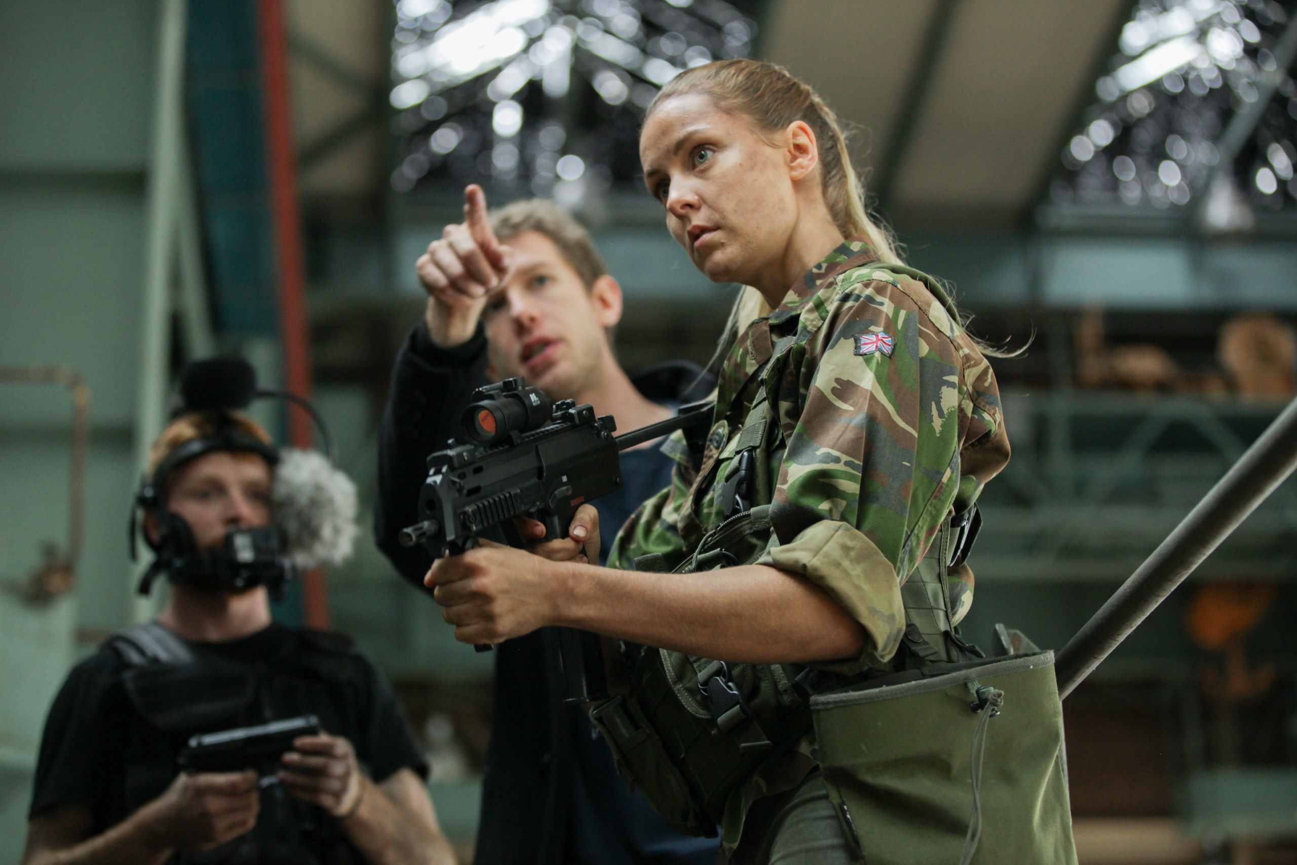 @ampisound's cover photo for 'Behind the Scenes: Intense Zombie Action POV - Ampisound'