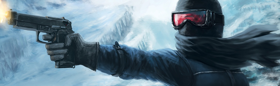 @bebothebold's cover photo for 'Arctic Scavengers: Arriving just in time for Global Warming!'