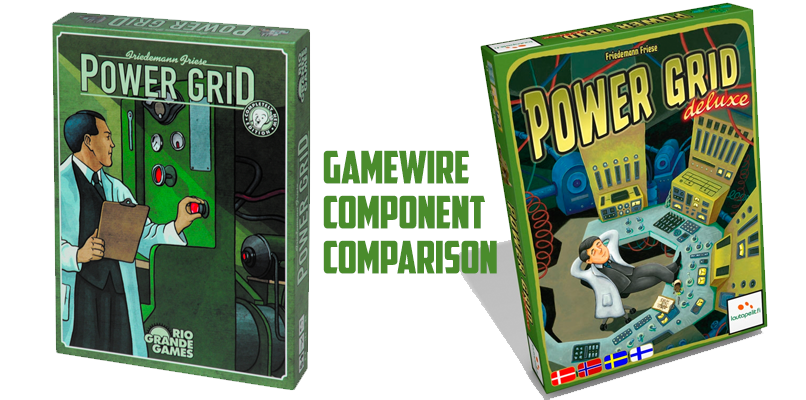 @bebothebold's cover photo for 'Power Grid Vs Power Grid Deluxe'