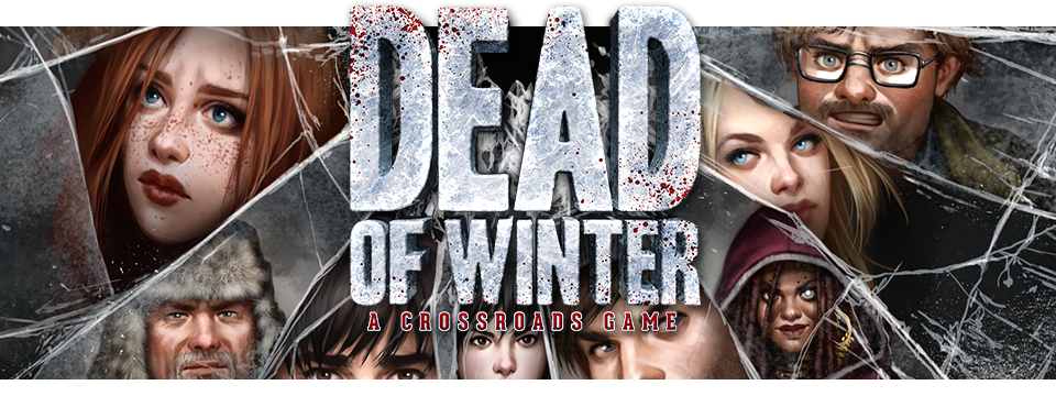 @bebothebold's cover photo for 'The GameWire Paint Challenge (Featuring Dead of Winter)'