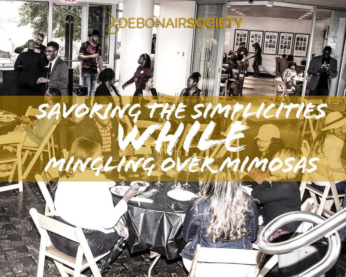 @thatguybmills's cover photo for 'Savoring the Simplicities while Mingling over Mimosas'