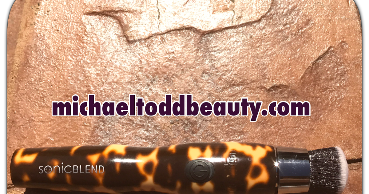 @razzledazzlestyles's cover photo for 'Review Michael Todd Beauty Sonic Blend @MichaelToddBeau #SonicBlend  #makeupbrush #MichaelToddBeautyAmbassador'