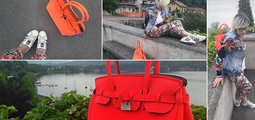 @mywaytobemyself's cover photo for 'Save My Bag Fluo & Color Explosion'