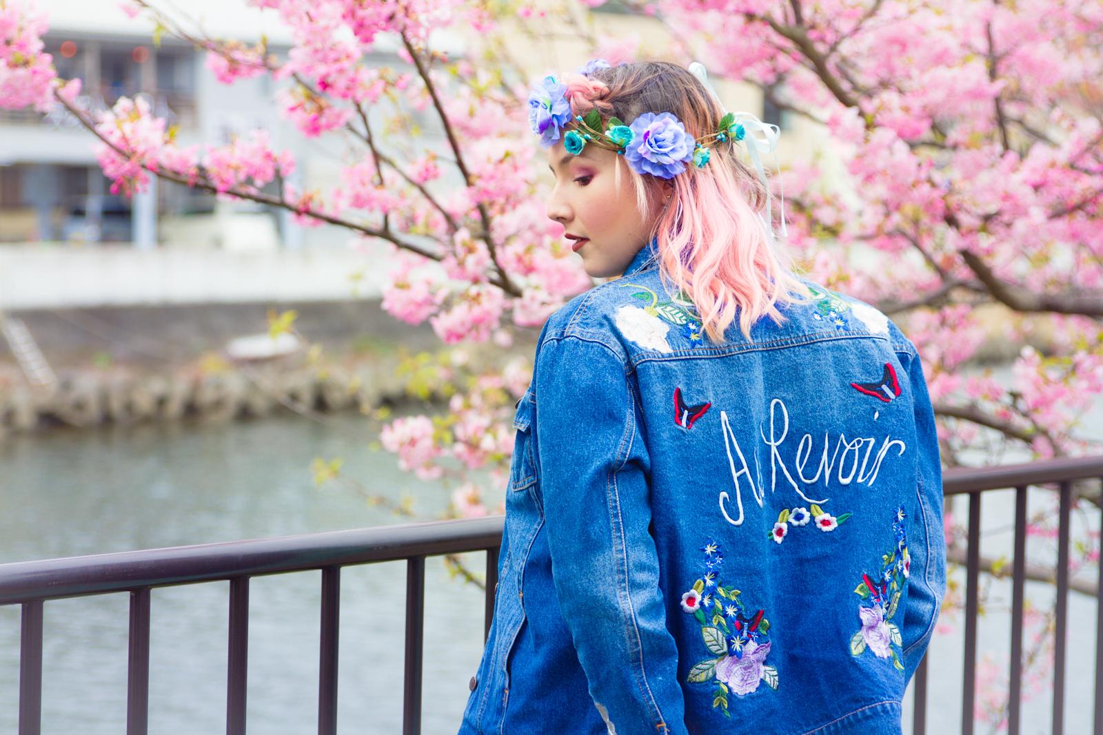 @carnetsdalice's cover photo for 'Les Sakura de Kawazu - Les carnets d'Alice'