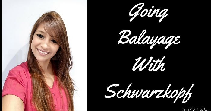 @ritcha's cover photo for 'Going Balayage with Schwarzkopf!'