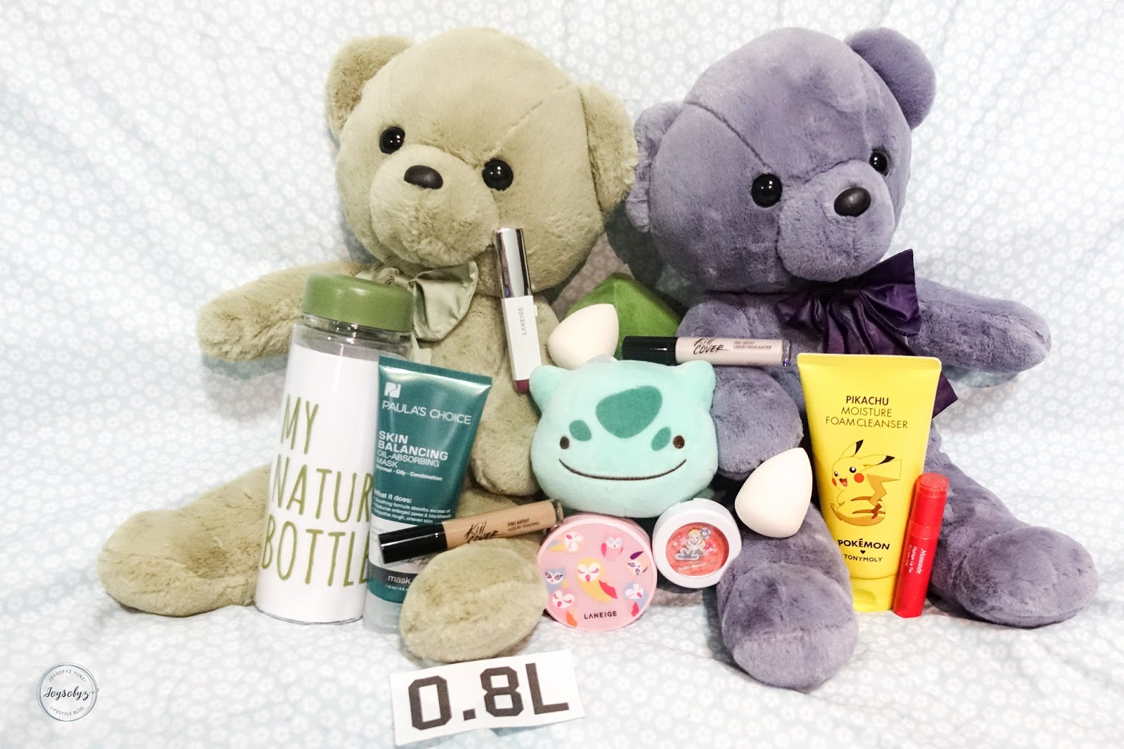 @joysofyz's cover photo for 'Joysofyz: [Beauty]: Everyone Can Get 100% FREE Korea Cosmetics at 0.8L!'