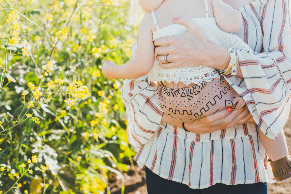 @theoverwhelmedmommy's cover photo for 'The fine line between parenting & letting it go.'