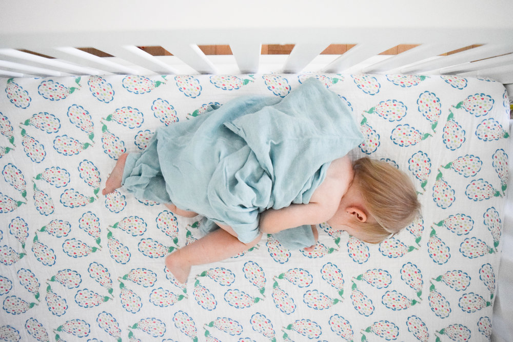 @theoverwhelmedmommy's cover photo for 'Blankets in the crib?'