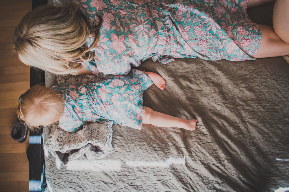 @theoverwhelmedmommy's cover photo for 'Matching Mommy + Me Robes from PajamaSutra'