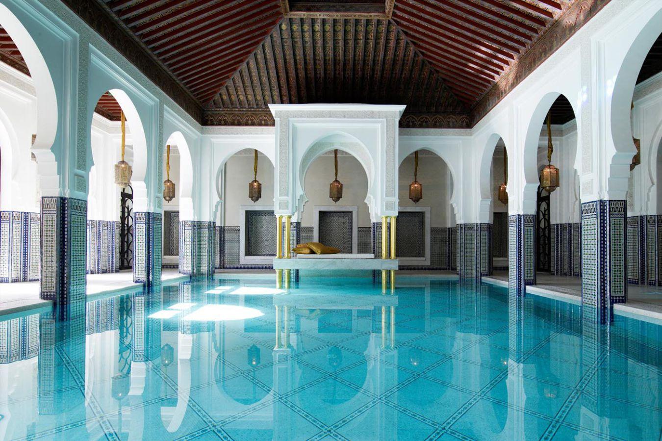 @exotiktraveler's cover photo for 'La Mamounia, a legendary palace - EXOTIKTRAVELER'