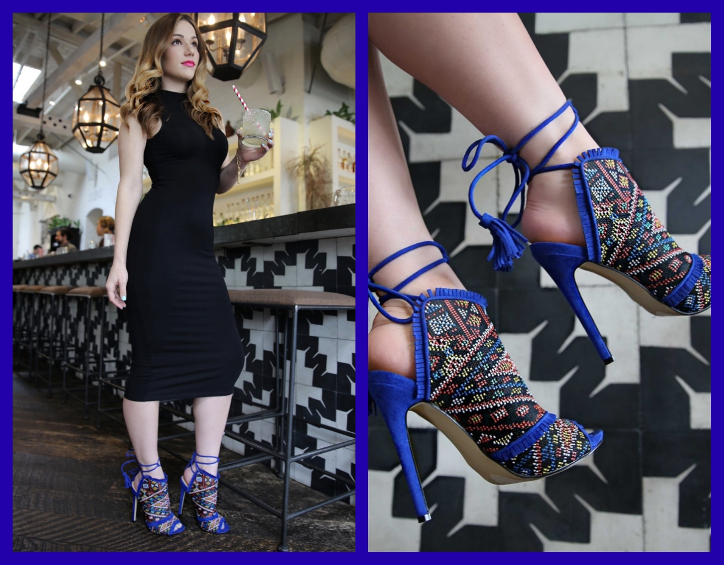 @stuartbrazell's cover photo for '3 Ways to Wear Shoes with Tassels:  ShoeDazzle and JustFab Lookbook'