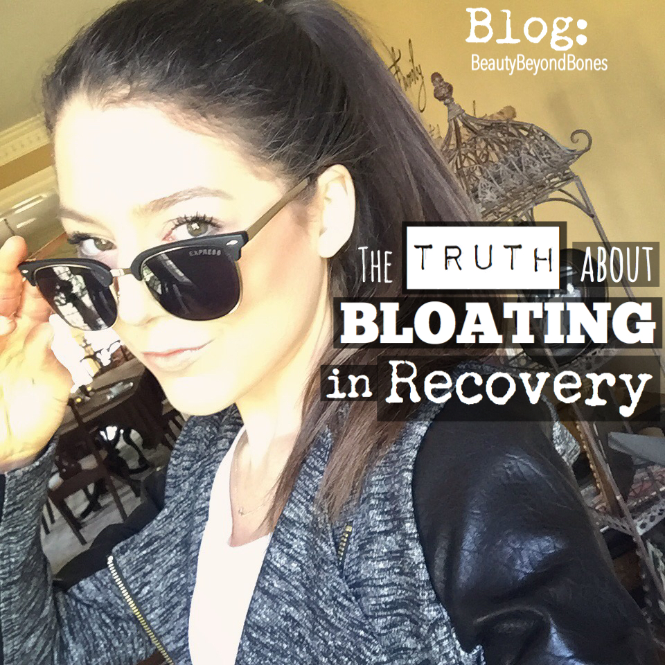 @beauty.beyond.bones's cover photo for 'The Truth about Bloating in Recovery'